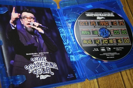 Blu-ray 槇原敬之 TIME TRAVELING TOUR 02