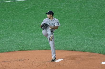 190321 MLB開幕戦 東京ドーム 菊池雄星01