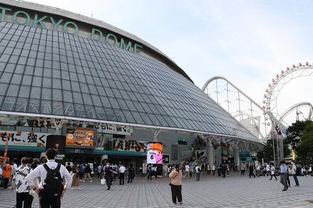 210602 東京ドーム 交流戦 vs巨人 ドーム前