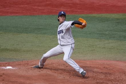 140621 vs横浜 岸02
