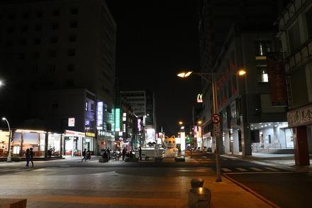 2002 台湾 高雄 ミーガオチァン 付近の様子