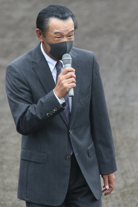 210904 ジャイアンツ球場 vs 巨人 篠塚和典