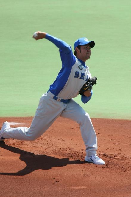 080831 横須賀 イースタン vs 湘南 木村文和 03