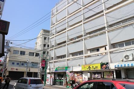 金のうなぎ 上野毛店 外観02