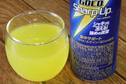 コカ・コーラ リアルゴールドシャープアップ 03