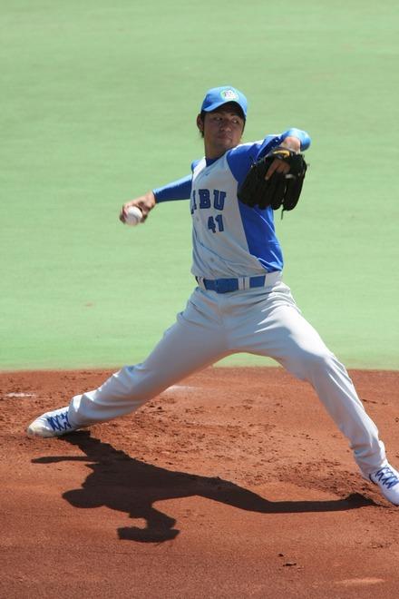 080831 横須賀 イースタン vs 湘南 木村文和 02