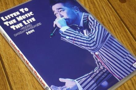 DVD 槇原敬之 Listen To The Music The Live 01