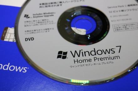 Windows 7 Home Premium DSP02