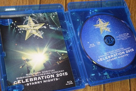 Blu-ray 槇原敬之 cELEBRATION 2015 Starry Nights02