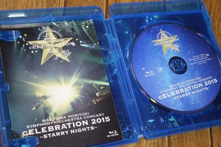 Blu-ray 槇原敬之 cELEBRATION 2015 Starry Nights02