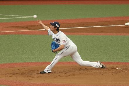 210317 オープン戦vs阪神 今井達也 04