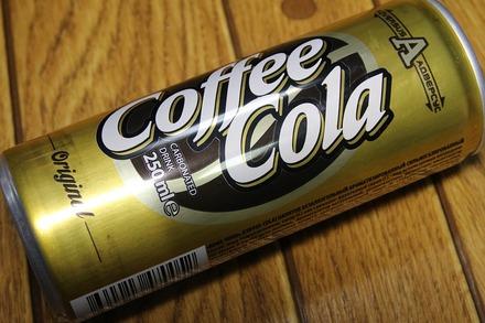 ロシアのコーヒーコーラ 01