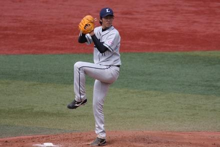 140621 vs横浜 岸01