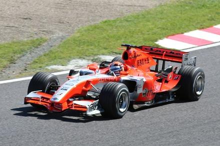 2006 F1 鈴鹿日本GP クリスチャン・アルバース 000