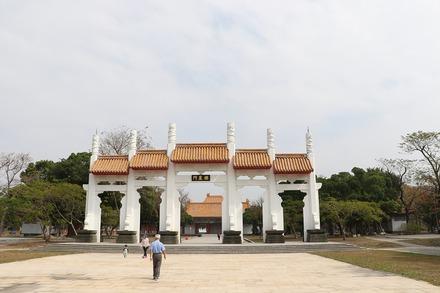 2002 台湾 高雄 蓮池潭 孔子廟006
