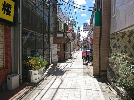 中野 GARAKU 東京中野店 周囲
