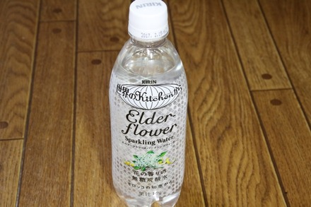 キリン 世界のKitchenから Elderflower Sparkling Water 01