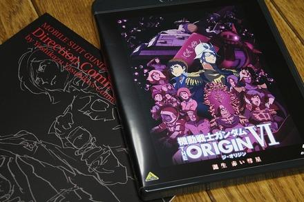 Blu-ray 機動戦士ガンダム THE ORIGIN VI 誕生 赤い彗星 02