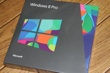 Windows 8 Pro 優待アップグレード版00