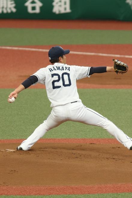 210320 オープン戦vsヤクルト 浜屋将太03