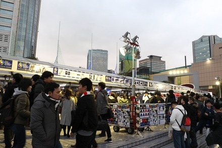 170307 侍JAPANvsキューバ グッズ売り場