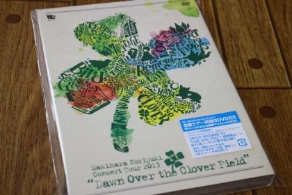 槇原敬之 DVD Dawn Over the Clover Field 01