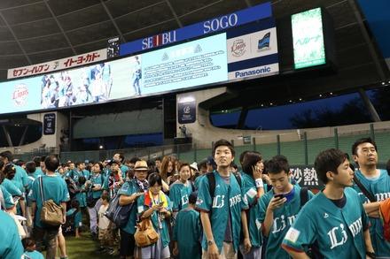160918 vs楽天 試合後イベント02