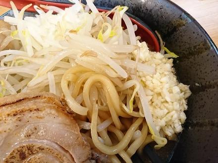 鷺沼 煮干らーめん さかもと ガッツチャーシュー 02