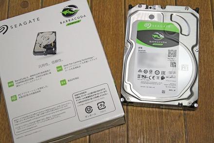 HDD Seagate ST8000DM004 02