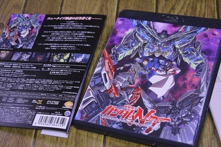 Blu-ray 機動戦士ガンダムNT 02