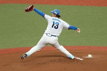 201103 vs 日ハム 高橋光成02