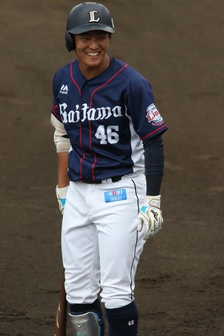 180901 vsDeNA 小田原球場 鈴木翔平01