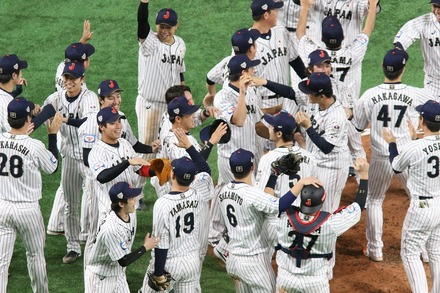 191117 東京ドーム プレミア12 vs韓国 侍JAPAN 勝利03