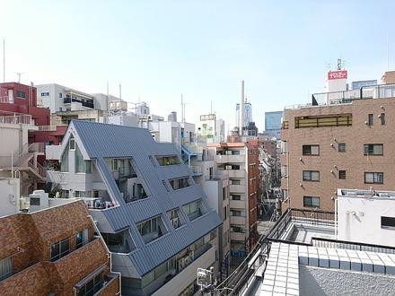 恵比寿 レインボー・ローフード 外の眺め