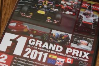 F1 GRAND PRIX 2011 Vol.2