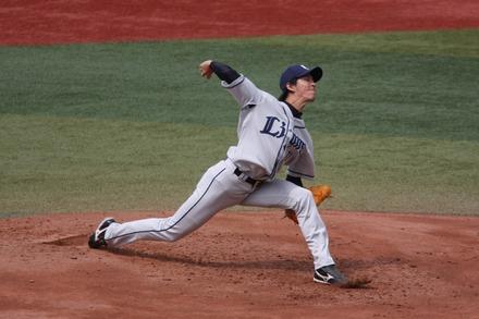 140621 vs横浜 岸03