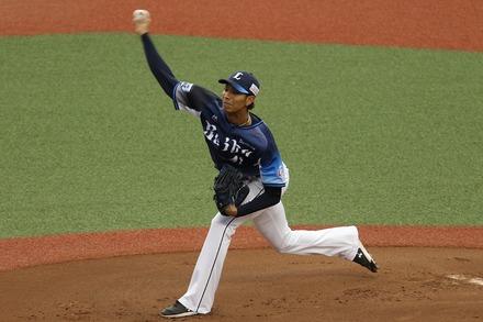190503 メットライフドーム vs日ハム  相内誠03