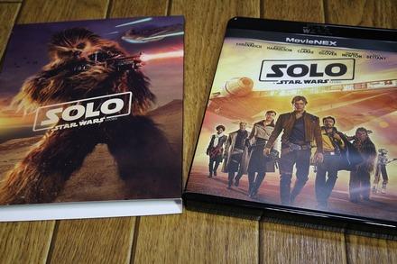Blu-ray ハン・ソロ スター・ウォーズ・ストーリー01