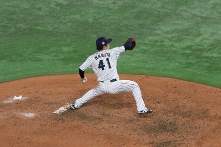 181109 日米野球 成田翔01