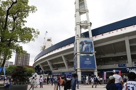 190609 横浜スタジアム  外周