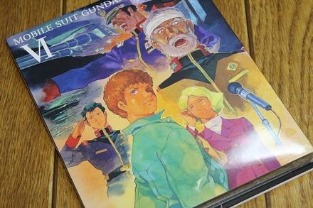 Blu-ray 機動戦士ガンダム THE ORIGIN VI 誕生 赤い彗星 01