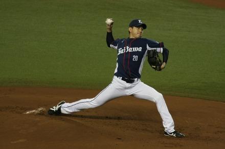 140830 vsオリックス 野上亮磨03
