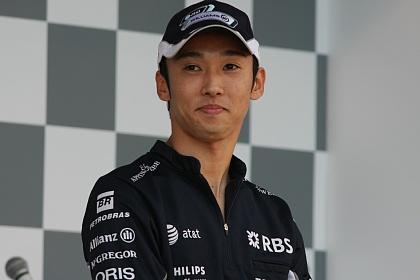 F1 富士 日本GP 中嶋一貴 トークショー