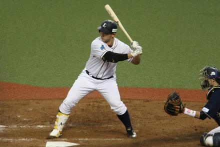 160503 vsオリックス 坂田四球