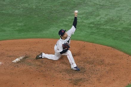 181109 日米野球 成田翔03