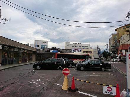 180901 vsDeNA 新松田駅前