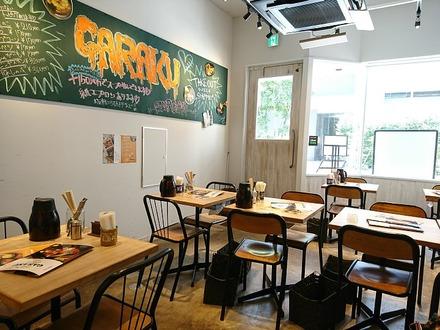 中野 GARAKU 東京中野店 店内