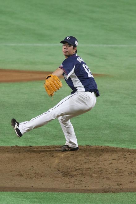 180821 vsロッテ 多和田真三郎02