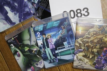 機動戦士ガンダム0083 Blu-ray Box 02