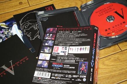 Blu-ray 機動戦士ガンダム THE ORIGIN V 激突 ルウム会戦 03